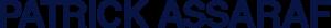 Patrick Assaraf Logo